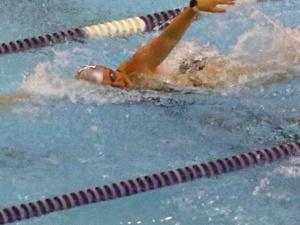 Charger Swimming at Ashland