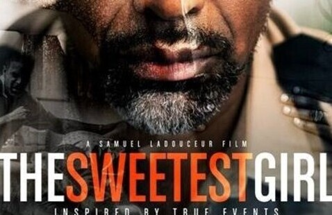 "Movie Poster for the film entitled ""The Sweetest Girl"""