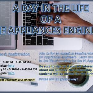 GE Appliances Engineering & Computer Science Event