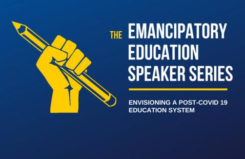 Emancipatory Education Speaker Series: Sec. John King and Dr. Leslie Gonzales