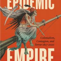 Epidemic Empire book cover