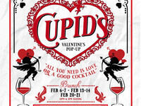 Cupid's Valentine's Pop Up