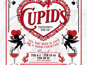 Cupid's Valentine's Pop Up