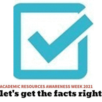 Academic Resources Awareness Week Giveways