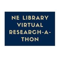 NE Library Virtual Research a thon