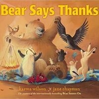 Live Read-Aloud: Bear Says Thanks by Karma Wilson