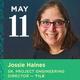 Diverse Voices: Jossie Haines