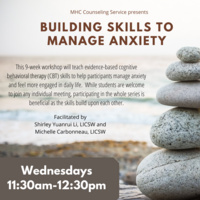 Building Skills to Manage Anxiety