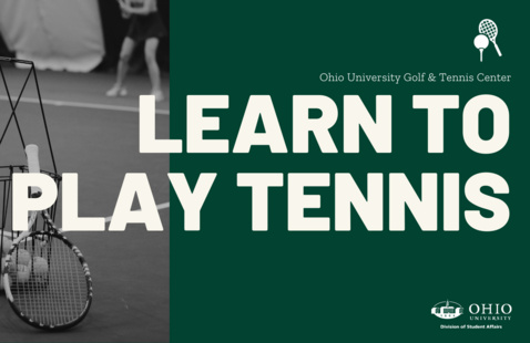 Learn To Play Tennis (Ages 11 - 14)