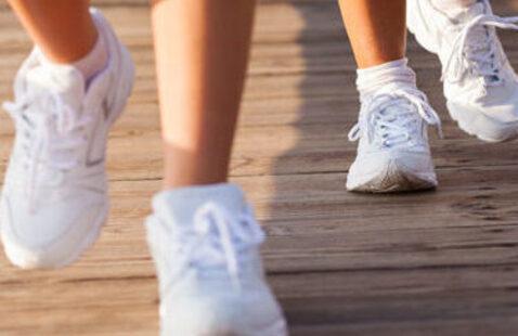 Walking to Wellness Challenge
