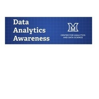 Data Analytics Awareness MicroCredential