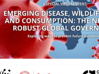 Emerging Disease, Wildlife Trade and Consumption:  The Need for Robust Global Governance