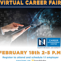 Spring Virtual Career Fair