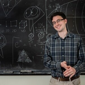 Colgate Math Club Lecture: 'Math Outreach with Bad Drawings""