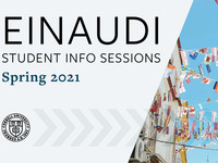 Info Session: Einaudi Center Regional and Thematic Minors