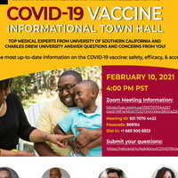 Covid -19 Vaccine Informational Town Hall