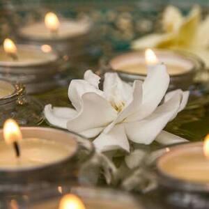 Free Candle-Lit Meditation