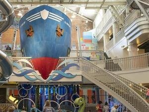 President's Day Weekend Fun at Port Discovery Children's Museum