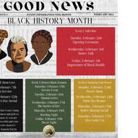 SGA BSU Black History Month