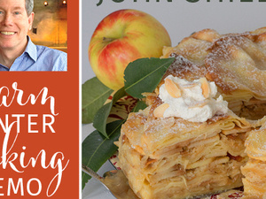 Harford County Public Library welcomes back chef, author and television personality John Shields for a virtual warm winter cooking demo on Thursday, February 25.