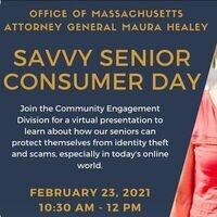 Savvy Senior Consumer Day