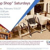 Saturday Swap Shop