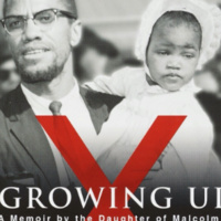 The Bridge: February Book Discussion- Growing Up X: A Memoir by the Daughter of Malcolm X
