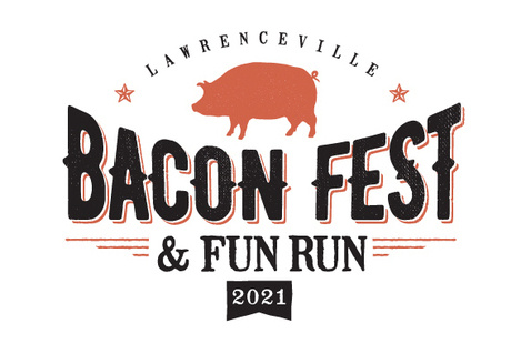Bacon Fest & Fun Run logo