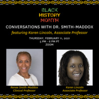 Conversations with Dr. Smith-Maddox