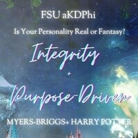 Integrity & Purpose Driven Workshop | Myers-Briggs + Harry Potter