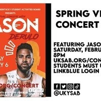 Spring Virtual Concert with Jason Derulo