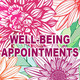 Well-being appointments