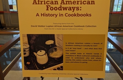African American Foodways Exhibit