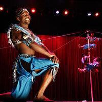 Zuzu African Acrobats Live!