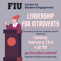 Leadership for Introverts - with LEAD Team