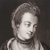 Maria Gunning, Countess of Coventry, 1761