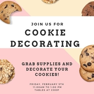 2024 Class Council: Cookie Decorating Kits