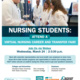 Virtual Nursing Career and Transfer Fair
