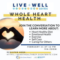 Live Well Series