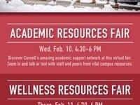 Virtual Wellness Resources Fair