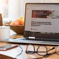 Virtual Career and Internship Fair