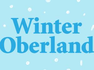 Winter Oberland.