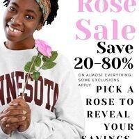 UMC Bookstore Rose Sale