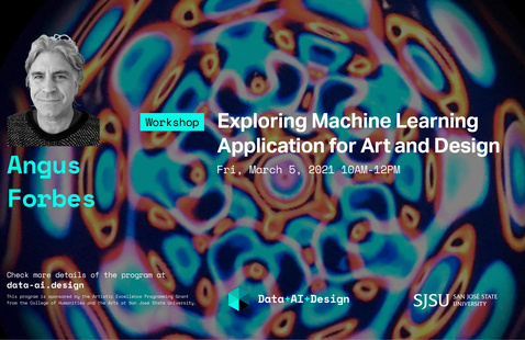 Exploring Machine Learning Applications for Art and Design