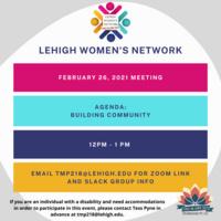 Women's Network Meeting   Center for Gender Equity