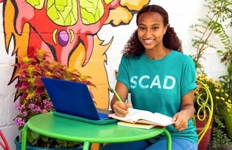 Launch your creative career at SCAD at a joint enrollment information session