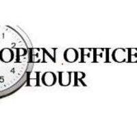 President's Open Office Hours