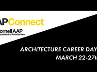 Department of Architecture Career Days 2021
