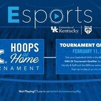 Hoops At Home - Tournament Qualifier