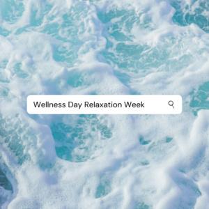 Wellness Week: Tuesday!